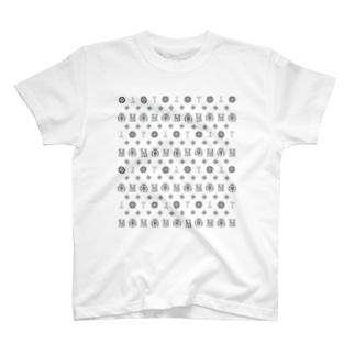 MIMOSA モノグラム T T-shirts
