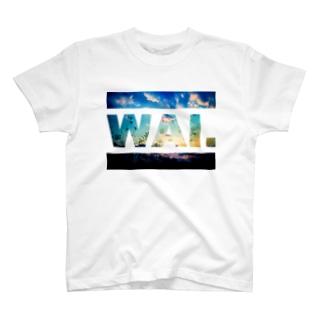 WAIT(ノスタルジア) Tシャツ