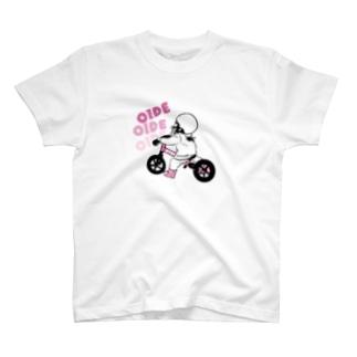 ピンクライダー T-shirts