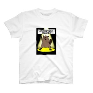 サタデーナイトビーバー T-Shirt