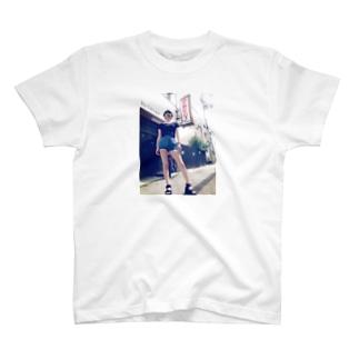 コインランドリー2 T-shirts