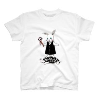 努力を怠らない T-shirts