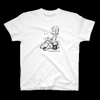物販堂 SUZURI支店のブーン T-shirts