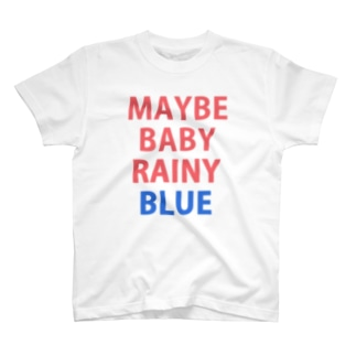 ALL KIND OF BLUE Tシャツ T-shirts
