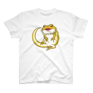 フトアゴちゃん T-Shirt