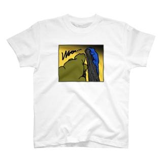 Leave Me Alone【前面プリント】 T-shirts