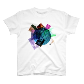 collage T-shirts