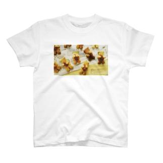 くまくっきー T-shirts