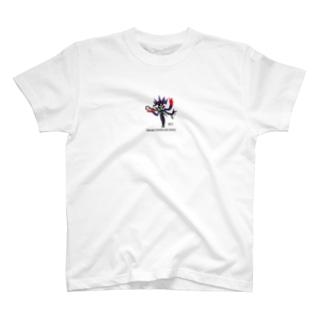 がいこつ船長_mug01 T-shirts