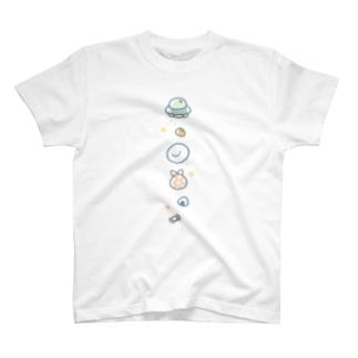 いつものアイテム T-shirts