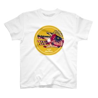 reincarnation hand T-shirt T-shirts