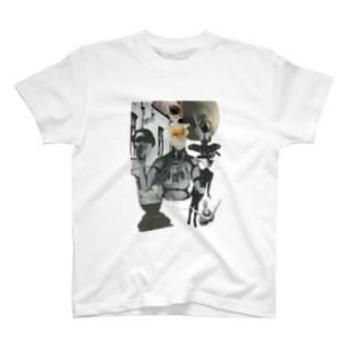 コラージュ1 T-Shirt