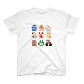 選抜めんば〜3 T-shirts