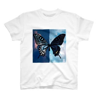 バタフライエフェクト T-shirts