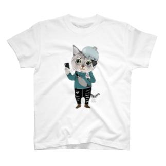 ピストロミロちゃん T-shirts