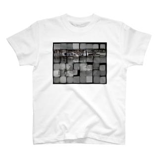 あらけずり作品 T-shirts