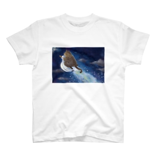 星をつくる仔猫 T-shirts