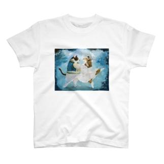 僕の愛しの白鳥よ T-shirts