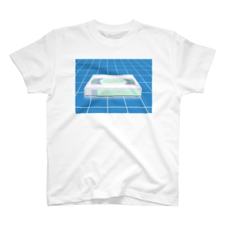 ビデオテープ T-shirts