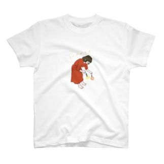 momoewokakuのなつのひ T-Shirt