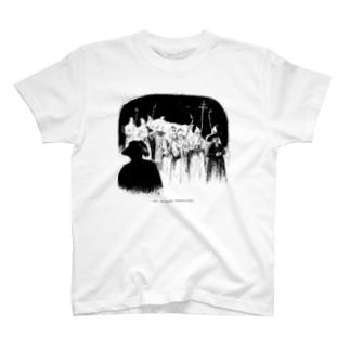 葬儀の列 T-shirts