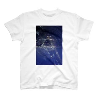 ハートの小宇宙 T-shirts