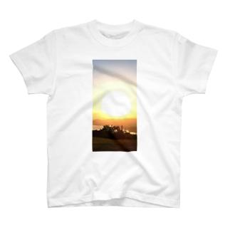 サンシェード T-shirts