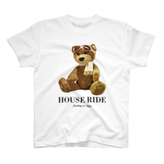HOUSE DANCE MANIAのLittle house rider -Type:A T-shirts
