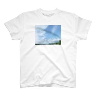 癒しの風景(空と雲) T-shirts
