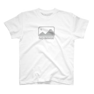 NO IMAGE T-shirts