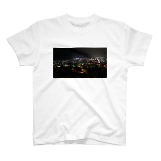 よるのけしき T-shirts