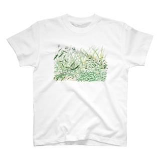 クサハラno2六甲山 T-shirts