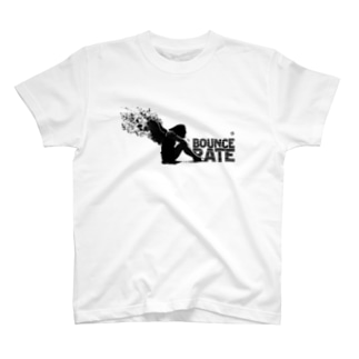 BOUNCE RATE T-shirts