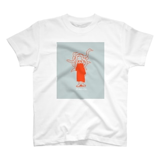 こどもメデューサ T-shirts