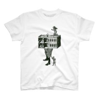自立(村松真理子) T-shirts