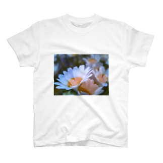 flower . toy camera T-shirts