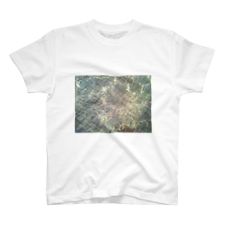 Water surface . toy camera T-shirts