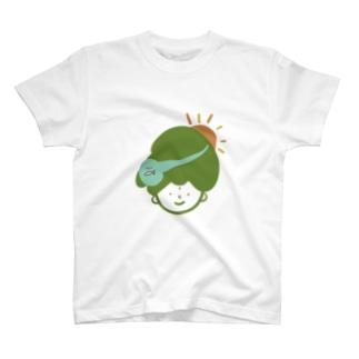 隣の森さん T-shirts