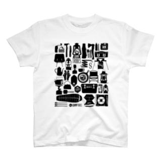 T12.Black T-shirts