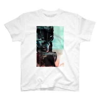 戦車と恋人 T-shirts