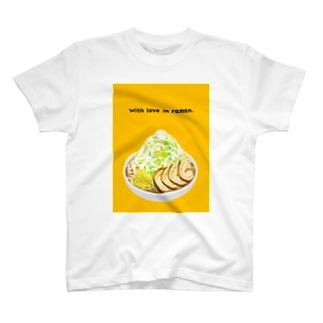 ラーメンTシャツA T-shirts