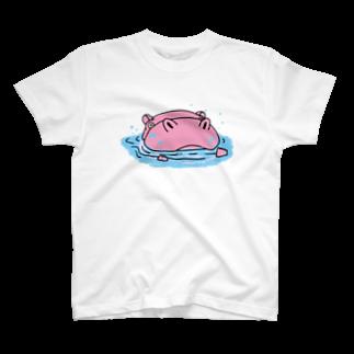 CARAVANのわかるカバ T-shirts