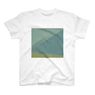CHIKURINFU T-shirts