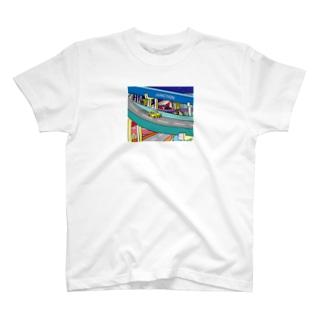 ジャンクション T-shirts
