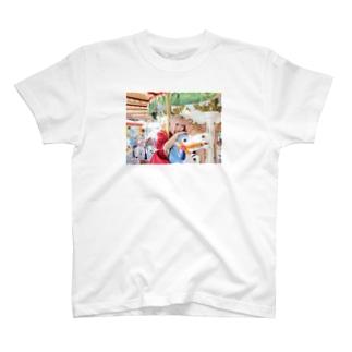 週末メリーゴーランド T-shirts