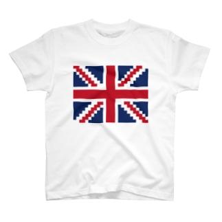 ユニオンジャック T-shirts