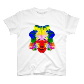 優しいサルウ T-shirts