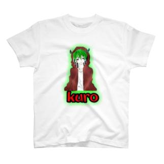 白推奨グッズ T-shirts
