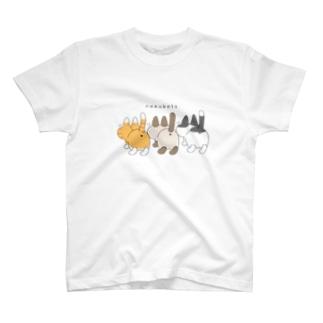 ネコケツ T-shirts