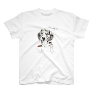hey, buddy(hiroko) T-shirts